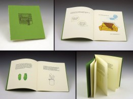Fatso's Fried Pickles (chapbook)