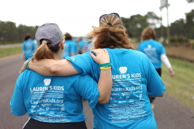 Stay Hydrated During the Annual Walk in My Shoes Event
