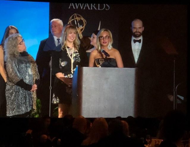 Lauren's Kids Awareness Vids Snag Two Emmy Awards