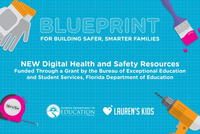 Lauren's Kids Launches NEW Digital Health and Safety Resources Through Florida Department of Education Grant Funding