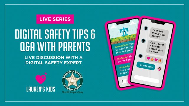 VIDEO: Digital Safety Discussion with Broward Sheriff's Office
