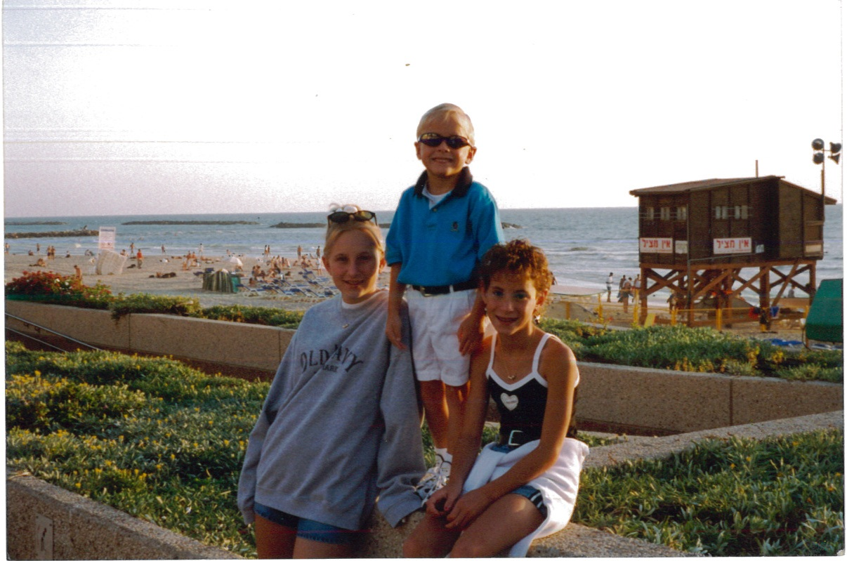 Lauren, Sam and Chase