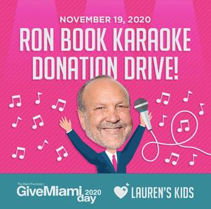 Karaoke Live Give Miami Day