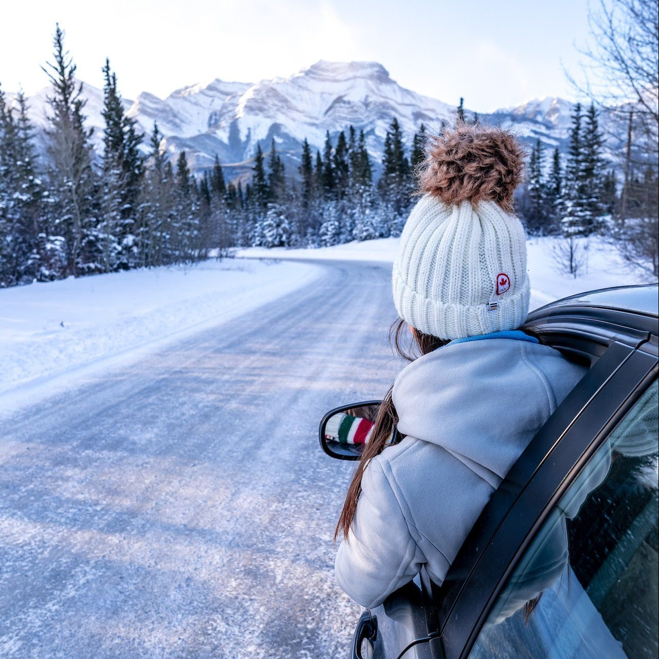 Banff and Canadian Rockies in Winter