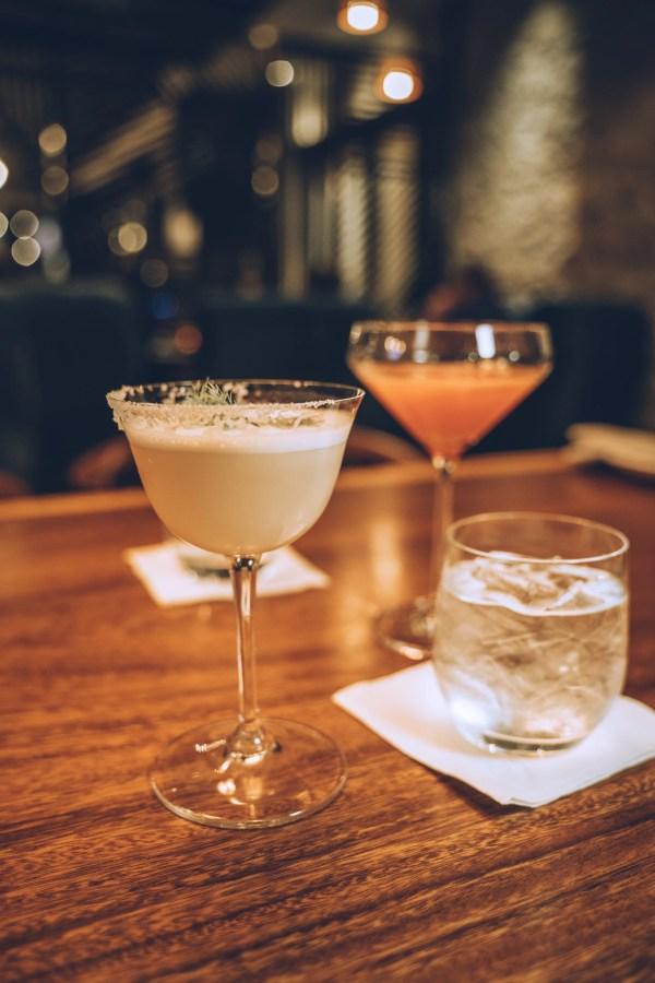 Hyatt Regency Calgary - Cocktails at Thomsons Kitchen & Bar