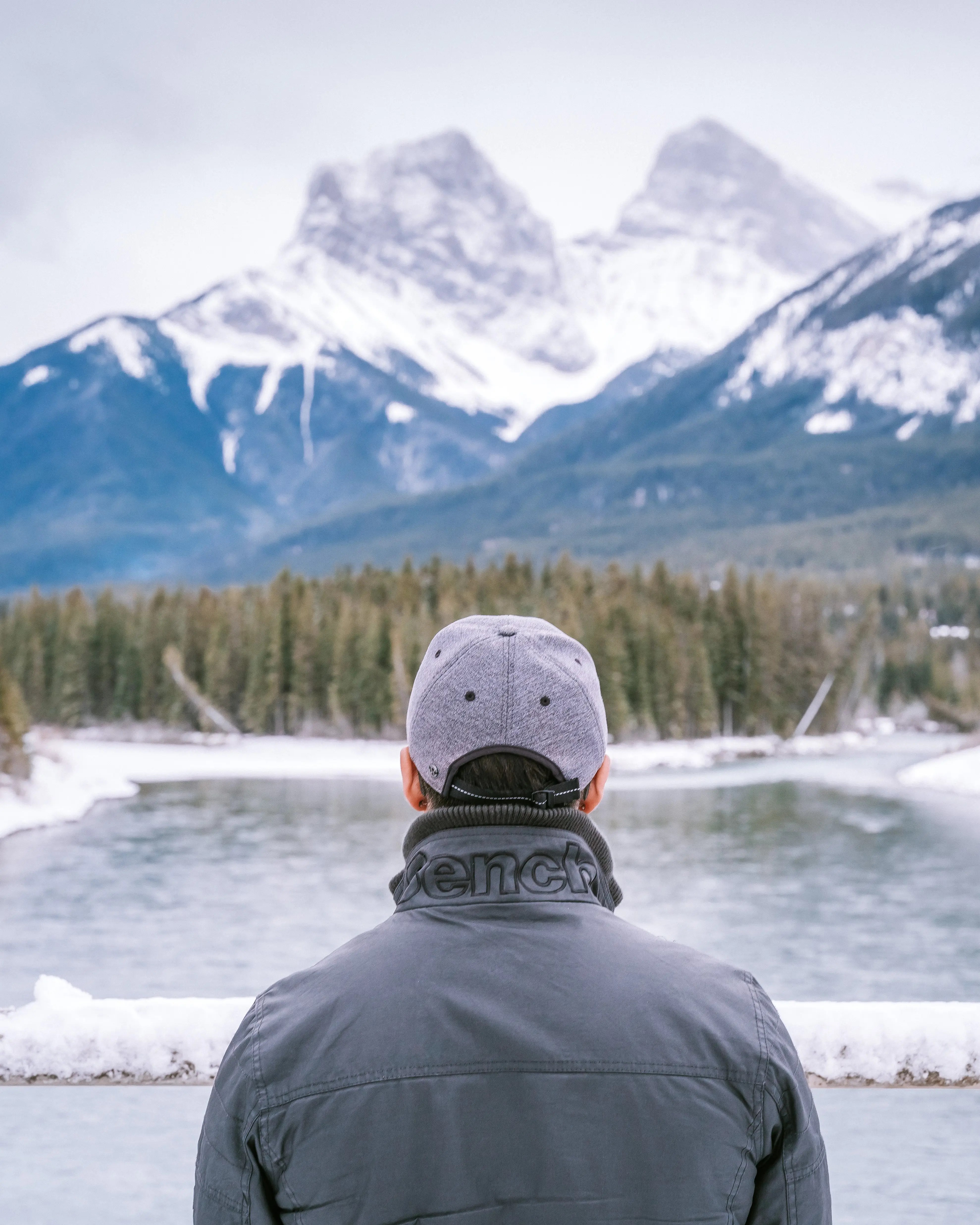 48 Hours in Canmore - Bridge Room (view of Three Sisters)