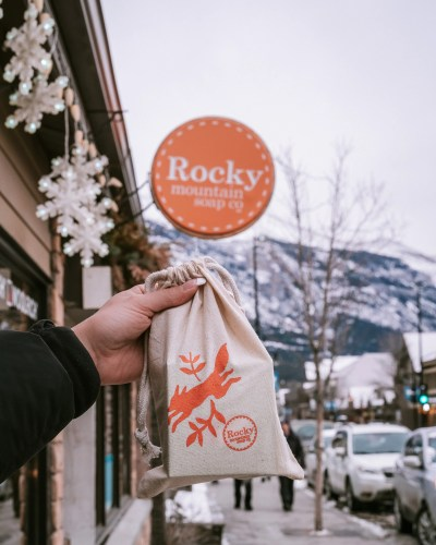 48 Hours in Canmore - Rocky Mountain Soap Co.