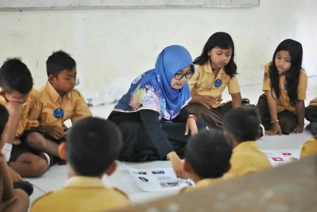 Indonesian School by Husniati Salma