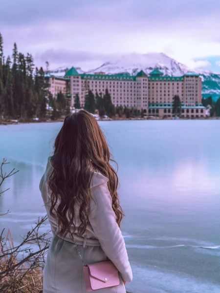 Fairmont Chateau Lake Louise - Lauren's Lighthouse