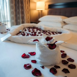 Romantic Getaway at Sheraton Suites Calgary - Lauren's Lighthouse