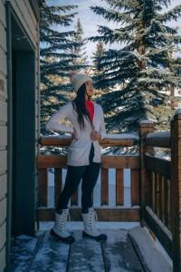 Buffalo Mountain Lodge - Buffalo Suite entrance