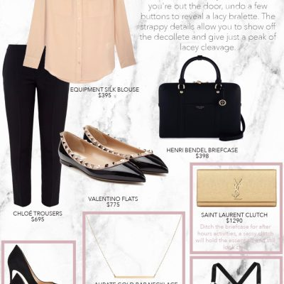 Day to Night: Stylish and Chic