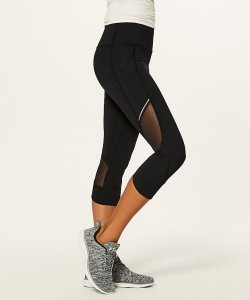 Lululemon Home Stretch Crop