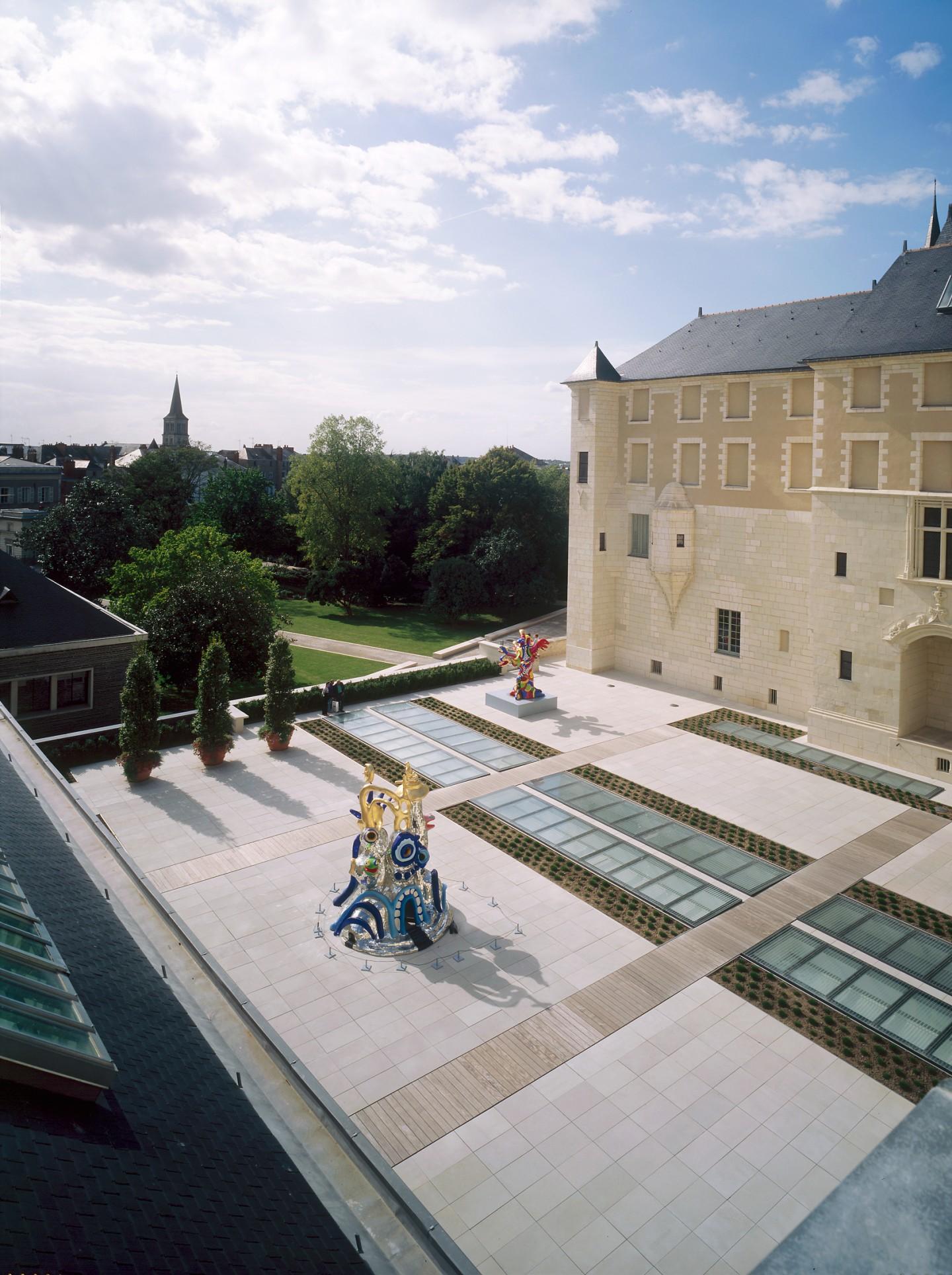 Musée Des Beaux Arts D Angers : musée, beaux, angers, Laurent, Architecture, Musée, Beaux-Arts