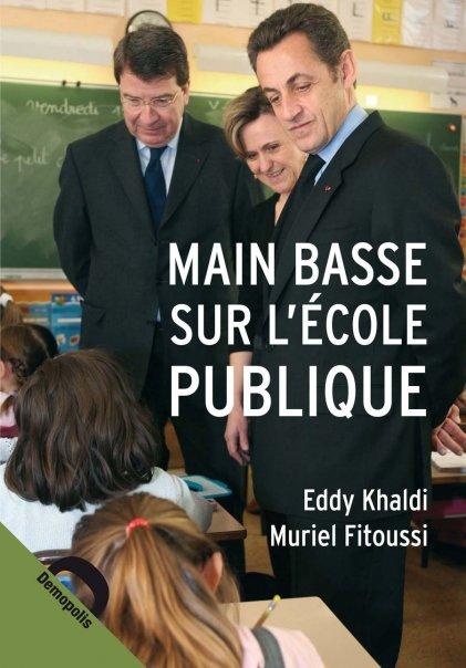 Main basse sur l'Ecole publique