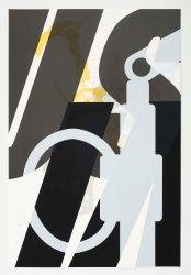 Michael Stubbs, Virus Print #2, 2009