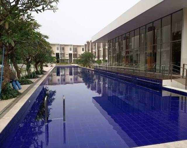 jaya ancol seafAront swimming pool and club house
