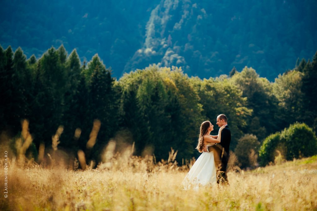 , Mihaela & Lucian   Fotografii After Wedding   Sinaia