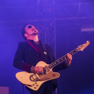 Rival Sons au festival Hellfest édition 2016 (Clisson, France)