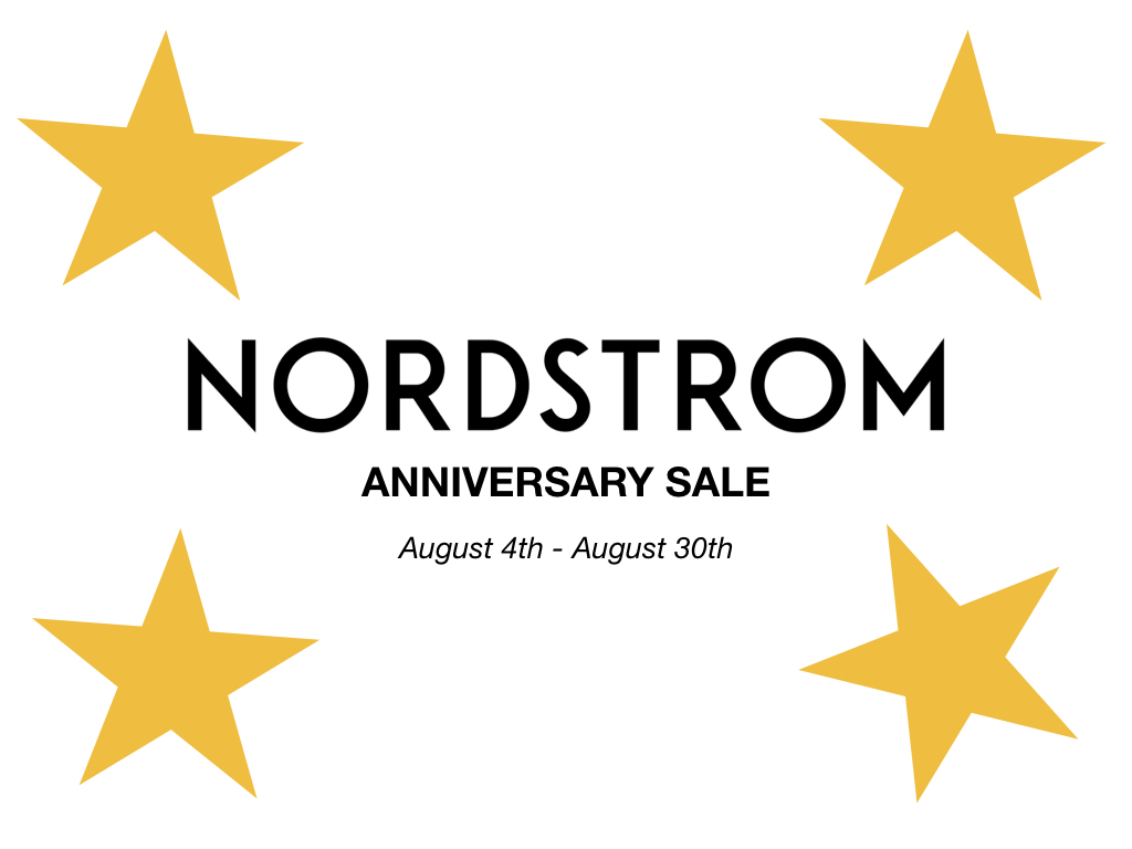 Your Ultimate Guide to the 2020 Nordstrom Anniversary Sale