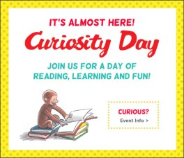 Curiosity Day Coming Soon Email