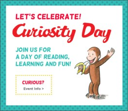 Curiosity Day Email
