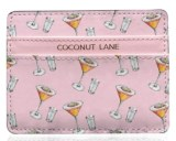 Coconut Lane - Pornstar martini card holder ~ 20% off with code Laurenblogs 20