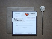 Pin Tags Gift Certificate Samples Free Tire Rack on Pinterest