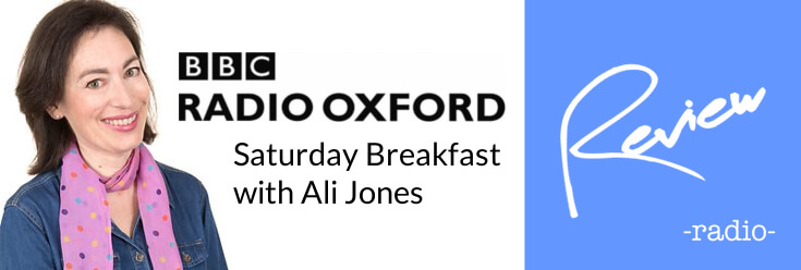 Film reviews on Saturday mornings with Ali Jones – BBC Radio Oxford (16 Sep 17)