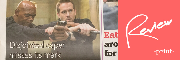 The Hitman's Bodyguard Review – The Oxford Paper (17 Aug 17)