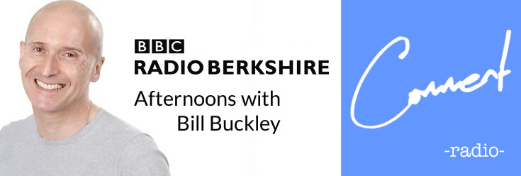 Will Daniel Craig play Bond again? with Bill Buckley – BBC Radio Berkshire (25 Jul 17)