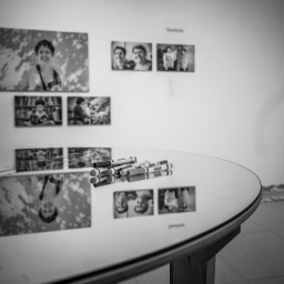 Exposition Di-alogues à la Galerie Léonard-Parent