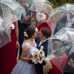 Mariage au Lac Delage