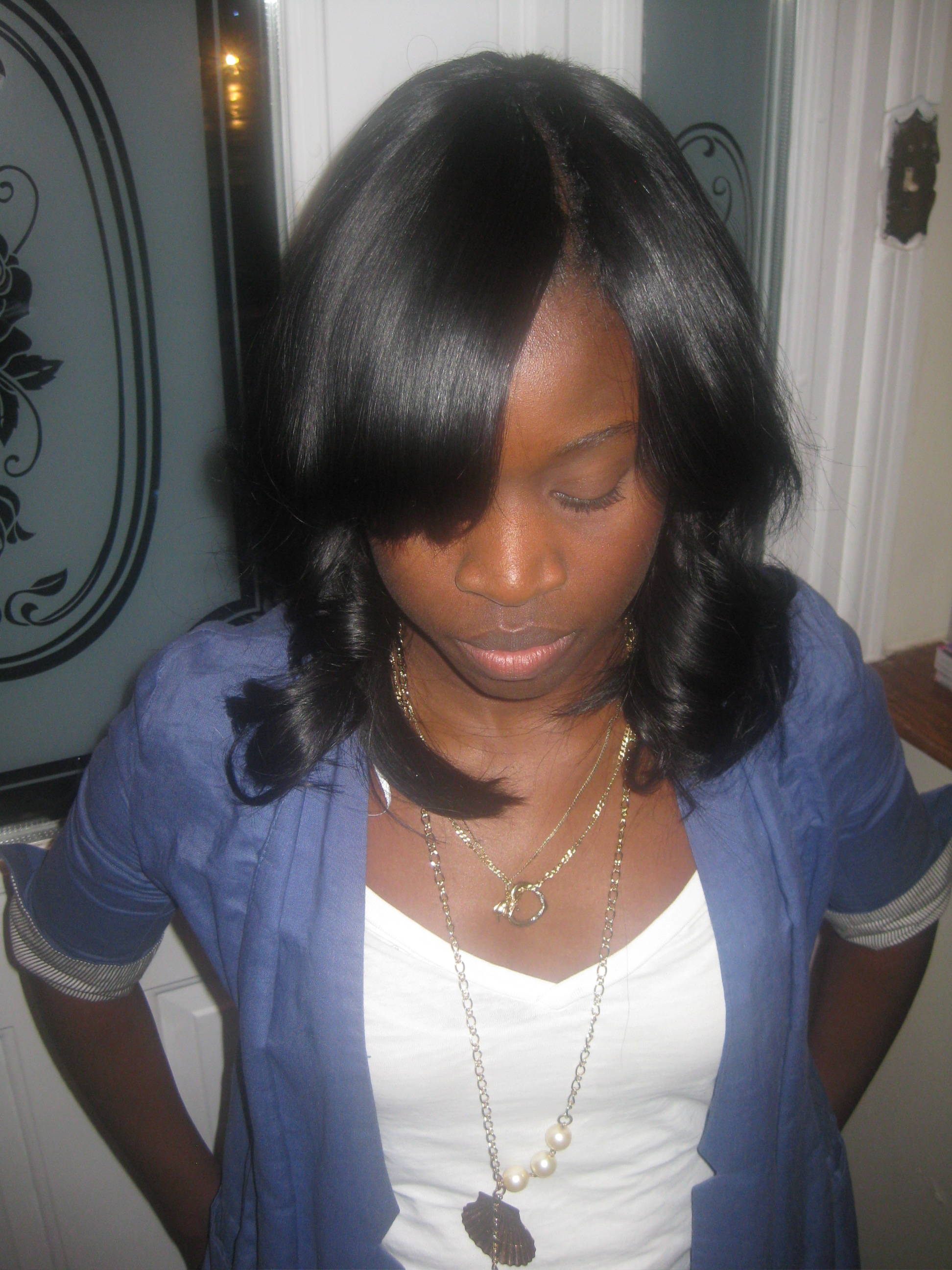 Pictures Sew Weave Hairstyles