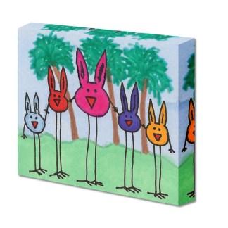Bird Bunny Brigade