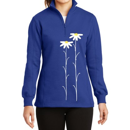 14-Zip-Sweatshirt-royal-daisiesW