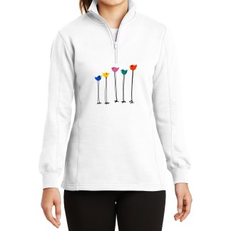 14-Zip-Sweatshirt-white-multi-bird-row