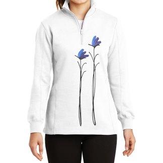 14-Zip-Sweatshirt-white-purple-floral