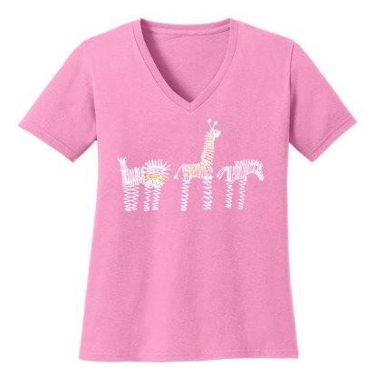 V-Neck-Tee-pink-zoo-rowW