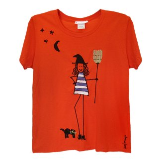SS-Tee-orange-witch