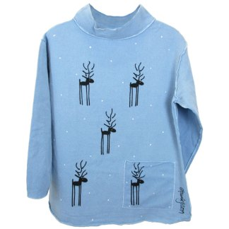 French-Terry-wPocket-chambray-reindeer