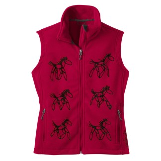 LFVest-red-running-horses