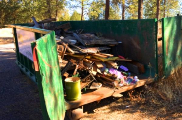 Dumpster Discards