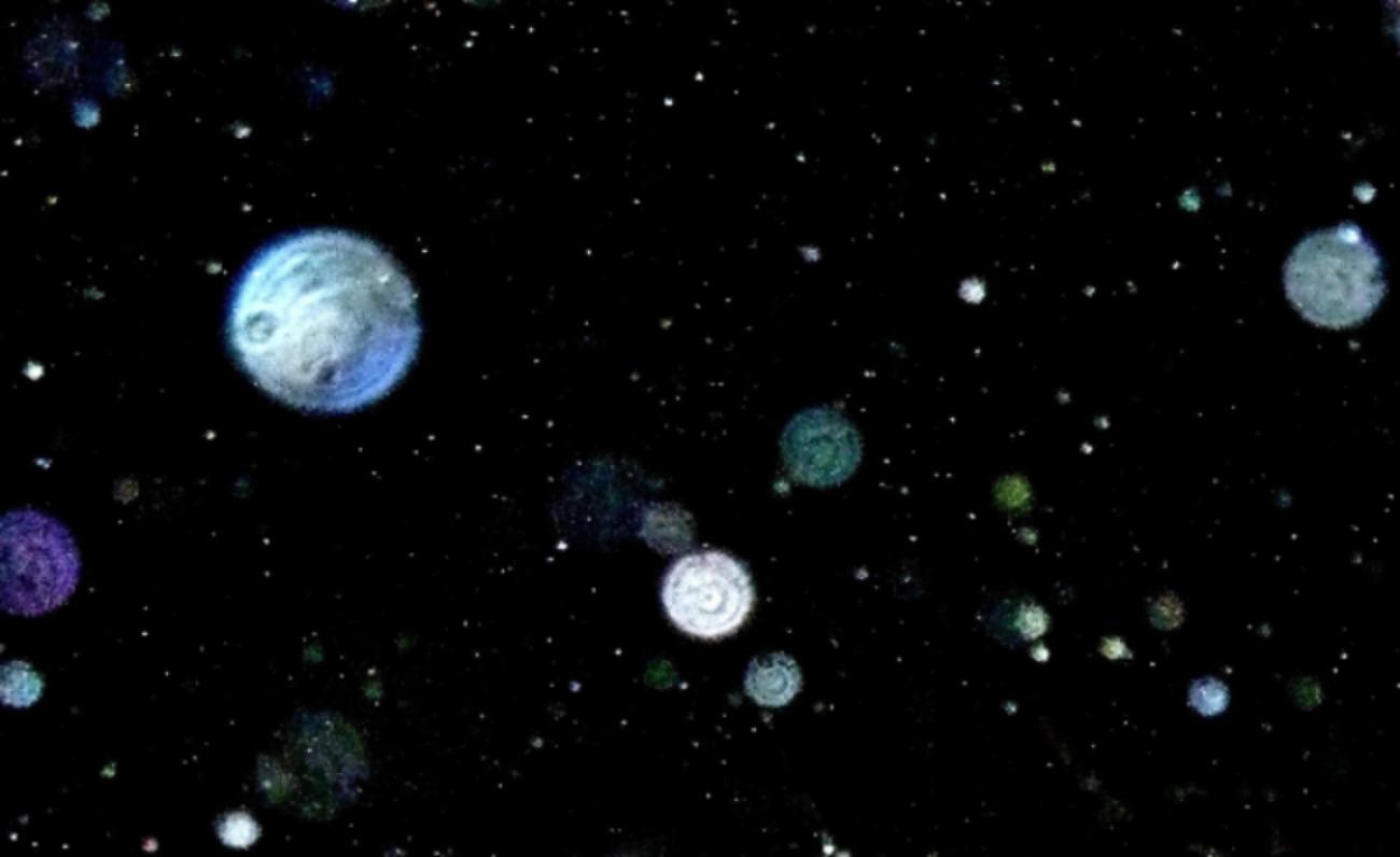extravagant gesture from night skies
