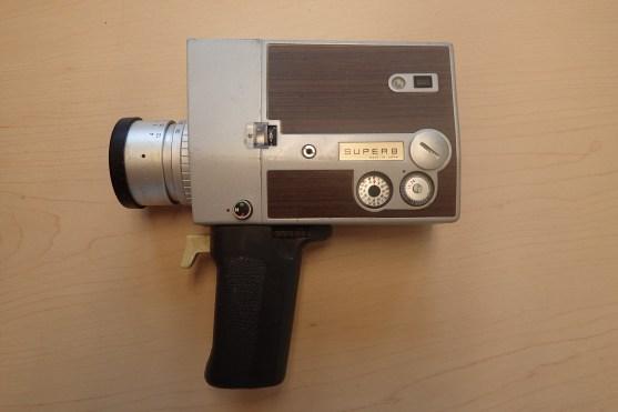 Cinemax C-402 Super 8 camera (Japan, 1971-76)