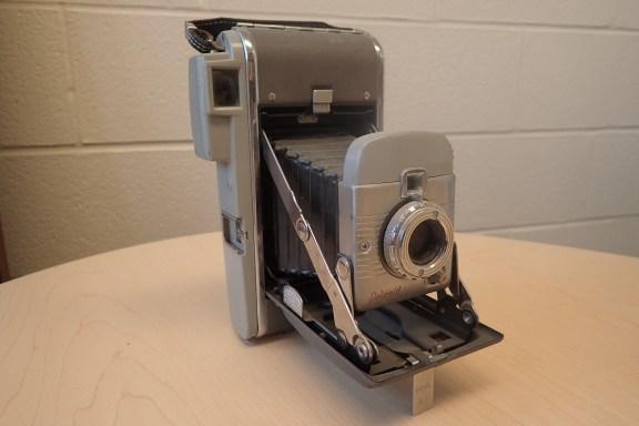 Polaroid Land Camera Model 80 Highlander (USA, 1954-57)