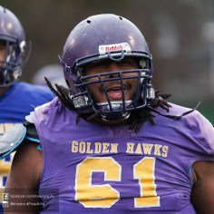 20170331 - Kha Vo - Laurier Football scrimmage vs Guelph_-114