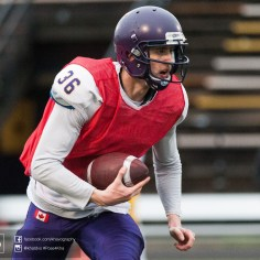 20170331 - Kha Vo - Laurier Football scrimmage vs Guelph_-141
