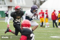 20170331 - Kha Vo - Laurier Football scrimmage vs Guelph_-101