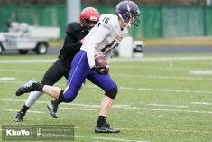 20170331 - Kha Vo - Laurier Football scrimmage vs Guelph_-107